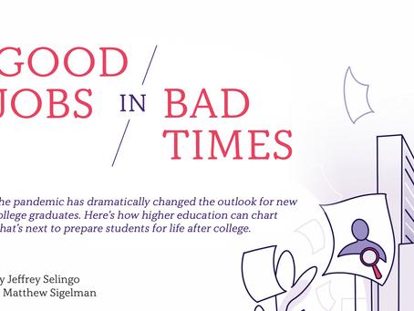 How to prepare college graduates for a post-covid economy