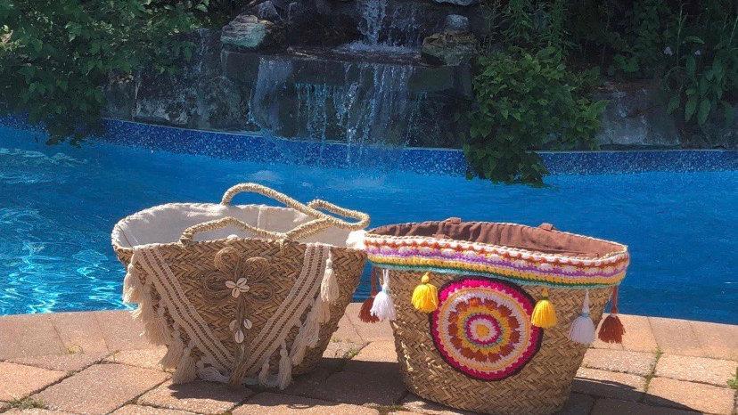 Mati Beach Bag! Made in Greece