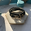 Thumbnail: Nautical Rope Anchor Bracelet- Black and gold