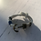 Thumbnail: Nautical Knot Anchor Bracelet- ivory