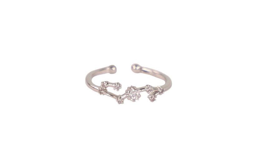 Scorpio Constellation Ring