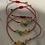 """Thumbnail: """"Martis"""" Bracelet- cross"""