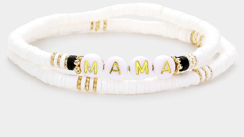 White MAMA Stack