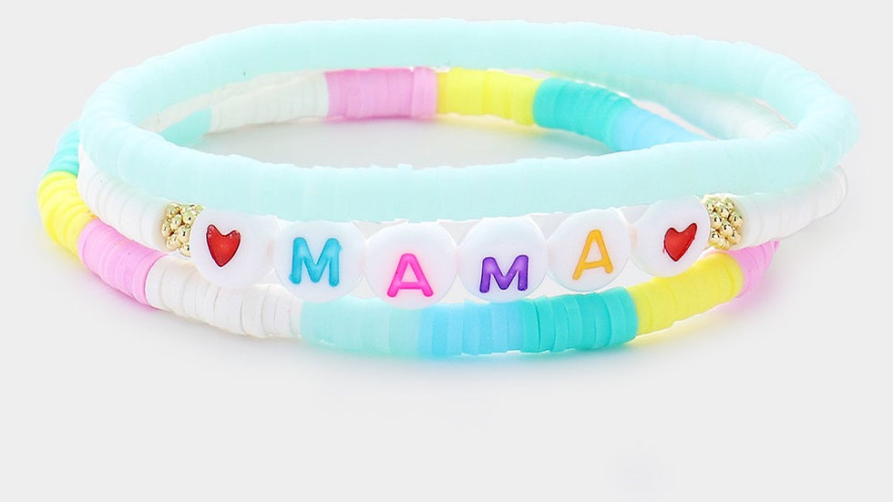 Colorful MAMA Stack
