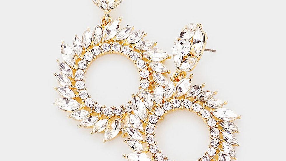 """""""Melina"""" Earrings"""