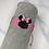 Thumbnail: Minnie Mouse Beaded Bracelet