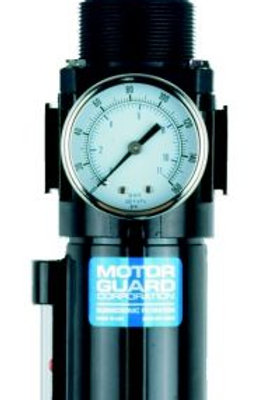 Motor Guard AC4525 Combination Compressed Air Filter Regulator 1/2 NPT