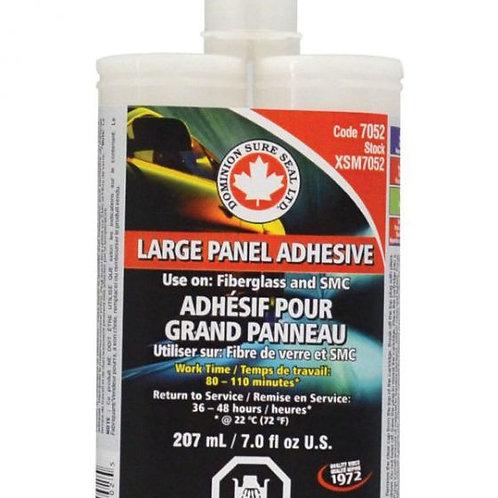 DOMINION SURE SEAL 7052 Large Panel Adhesive, 207 mL Cartridge, Tan, 4.5 to 5 hr