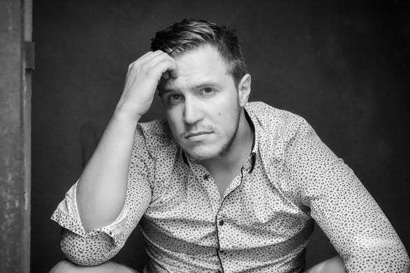 Schauspieler Luke Bischof Österreich Salzburg Film Fernsehen