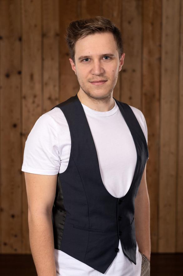 Luke Bischof Schauspieler Salzburg Film Fernsehen