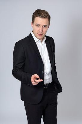 Luke Bischof Fernsehschauspieler