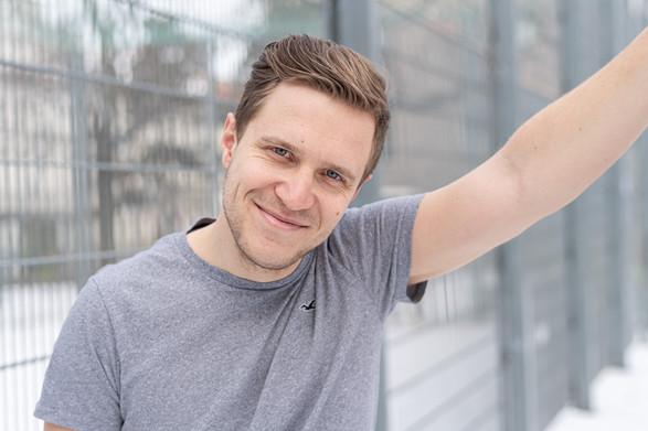 Schauspieler Luke Bischof Salzburg Film Fernsehen