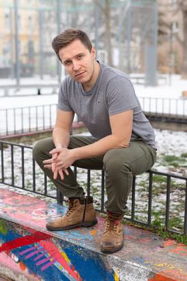 Luke Bischof Schauspieler Actor Movie TV Austria