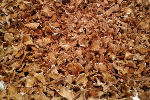 Лисички сушеные