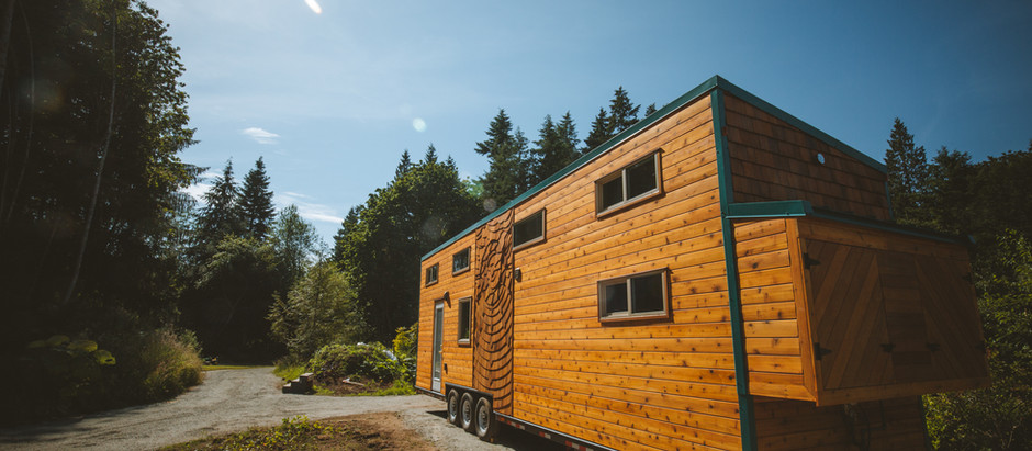 3 Ways to Save Money by Living in a Tiny Home