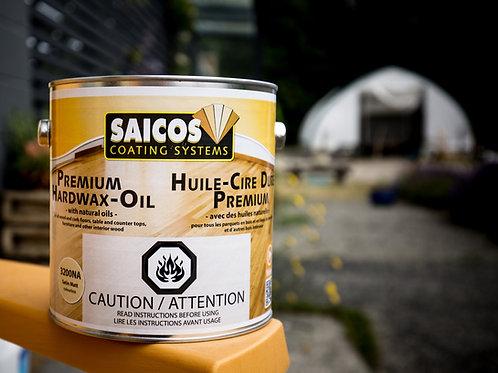2.5L Premium Hard Wax Oil