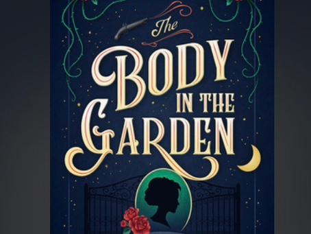 The Body in the Garden book review.