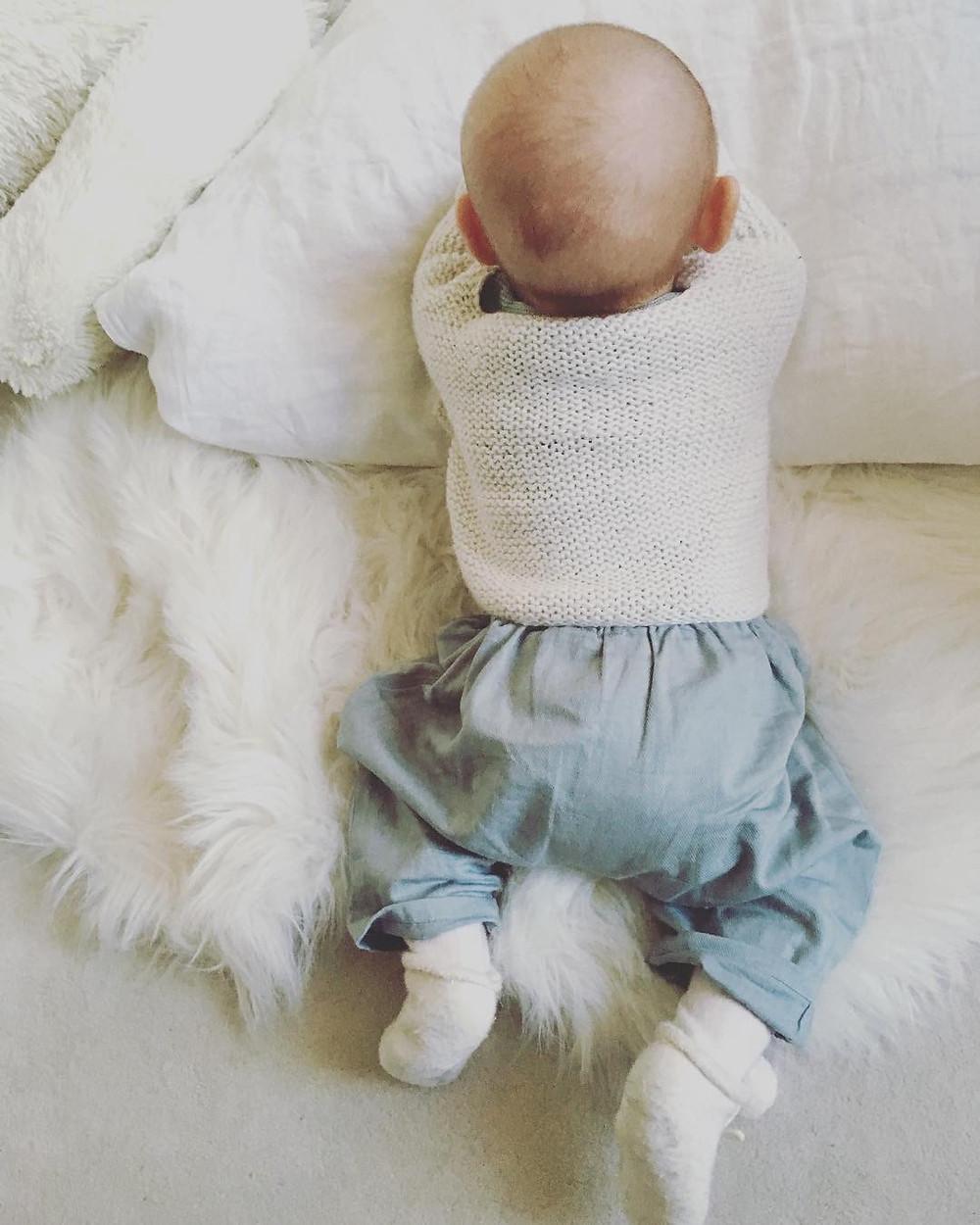 La plagiocéphalie ou tête plate du nouveau né, intérêt de l'ostéopathie