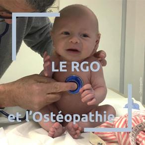 Le Reflux (RGO) du nourrisson et l'Ostéopathie