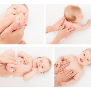 La Constipation du bébé et l'ostéopathie