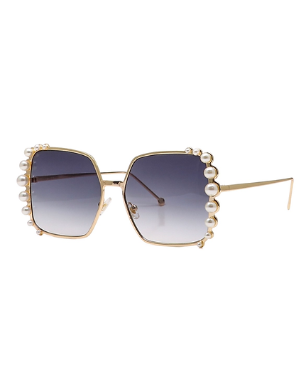 Pearl Trimmed Sunglasses