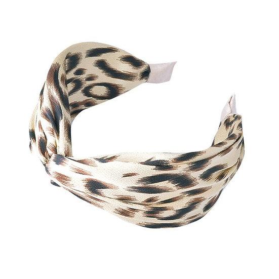 So Catty Thick Wrap Headband