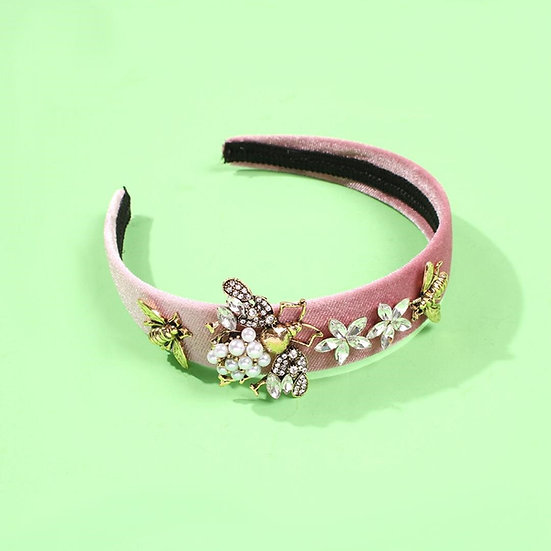 Queen Bee Headband