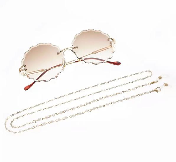 Petite Pearl Sunglass Chain