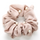 Thumbnail: Satin Scrunchie with Pearls