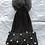 Thumbnail: Pearl Beaded Winter Hat
