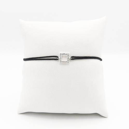 Armband mit Zirkonia Steinen in Silber