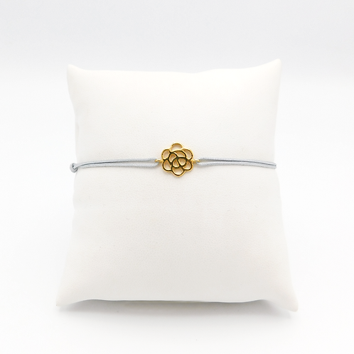 Armband mit Blume des Lebens