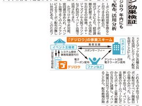 『下野新聞』にて、弊社の取り組みが紹介されました。