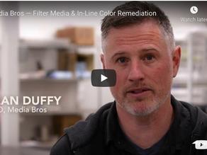 Media Bros — Filter Media & In-Line Color Remediation