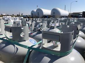 LP Gas Cylinder Storage Requirements