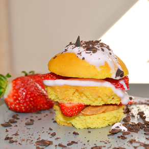 Muffin Keto de Vainilla con Yogur