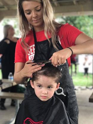 Servolution haircuts for kids