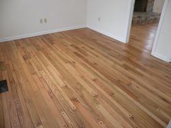 remodeled floor