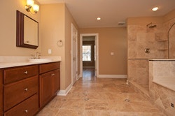 2400 sq ft. colonial house remodel interior