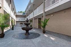 condo courtyard
