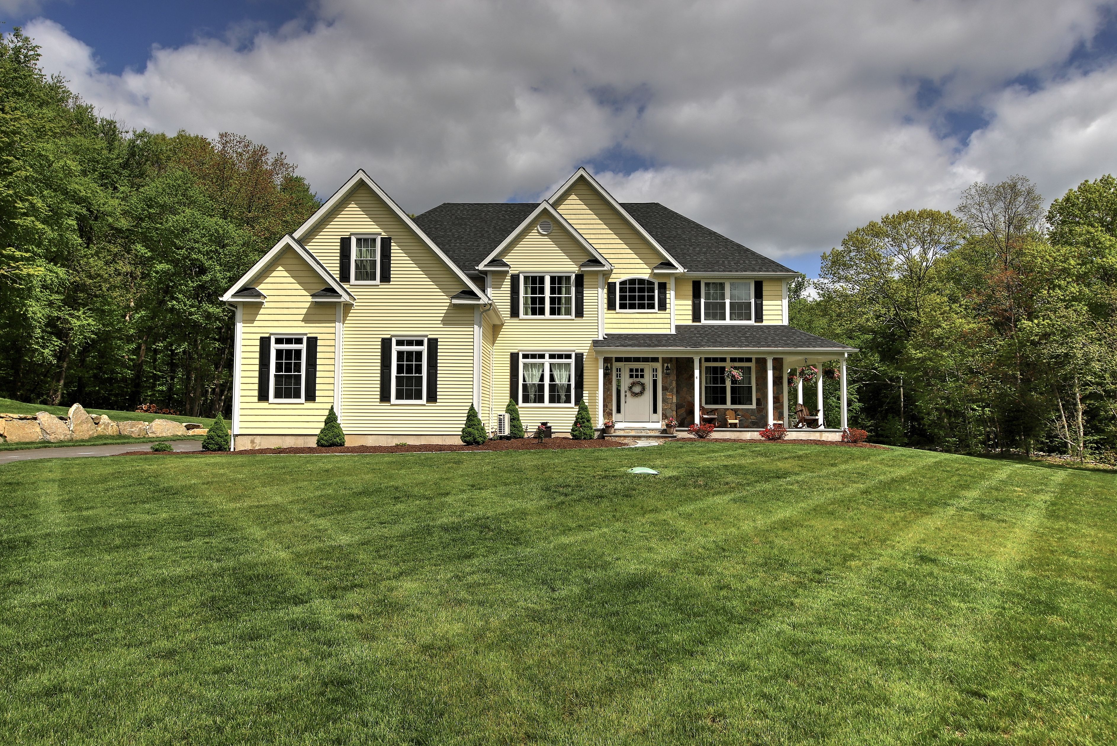 3300 sq ft. colonial house remodel