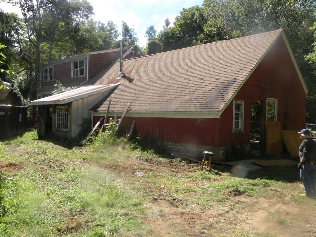 farmhouse before picture