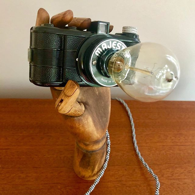 This Majestic camera was manufactured by