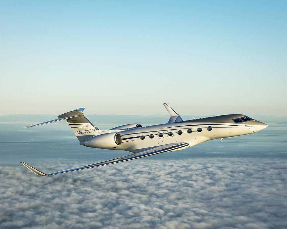 Private jet design