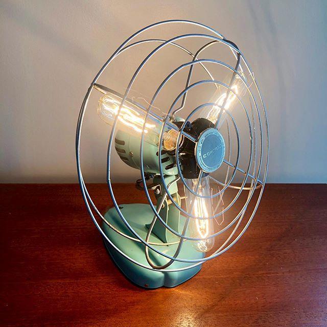 My first fan and I am pretty darn please