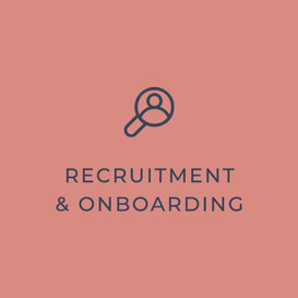 Recruitment & Onboarding