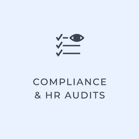 Compliance & HR Audits