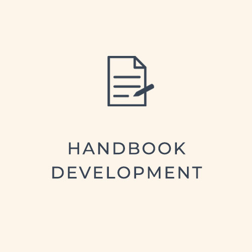 Handbook Development