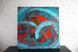 Kinetic (2015) 36x36 acrylic .JPG