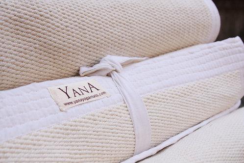Natural Undyed Yoga Mat